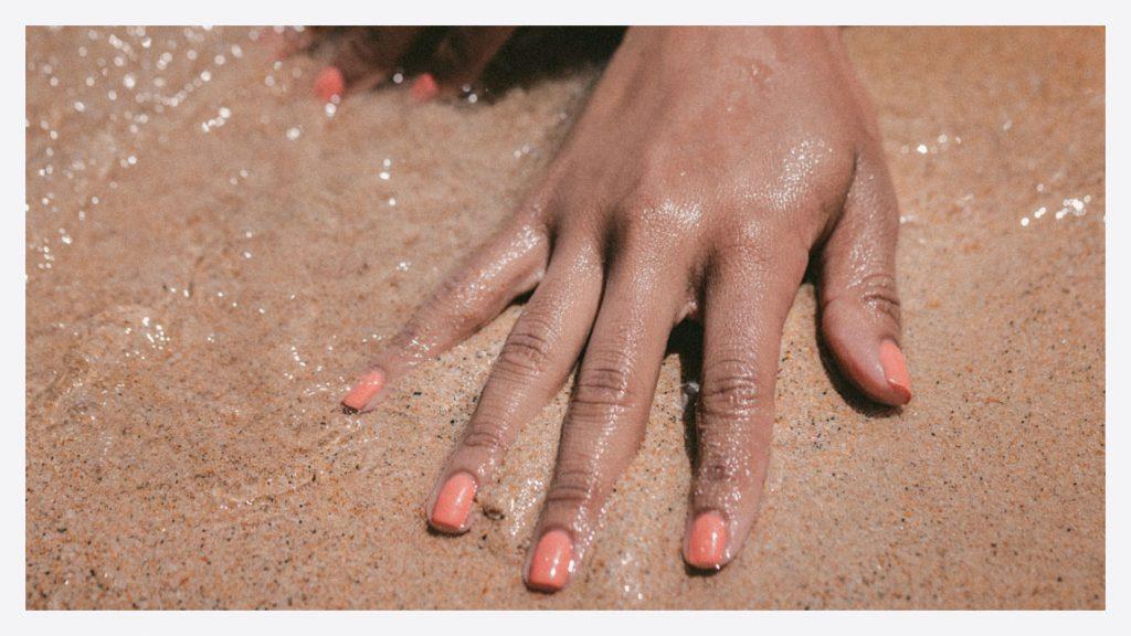 Color de esmalte VS Tono de piel