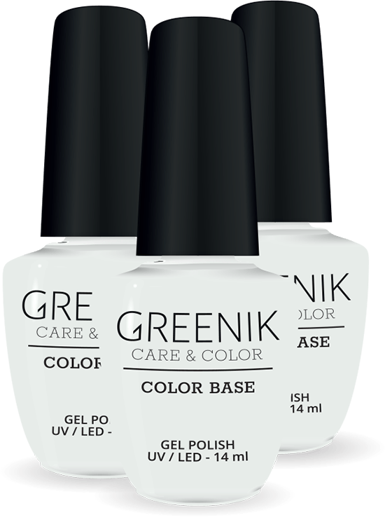 Color Base Gel Polish