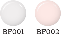 Colores BF001, BF002