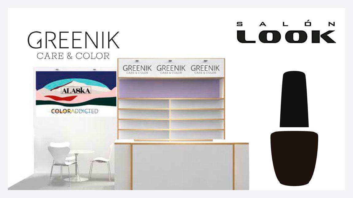 Greenik Cosmetics en Salón Look 2019