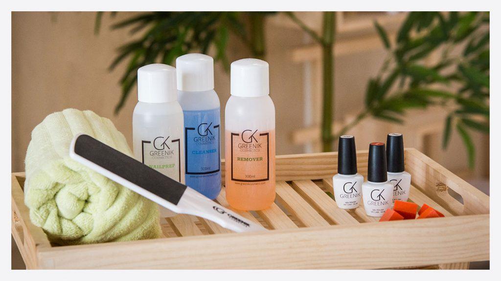 4 Líquidos Greenik para tu Salón de Belleza.