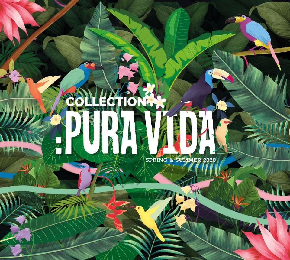 Colección PURA VIDA