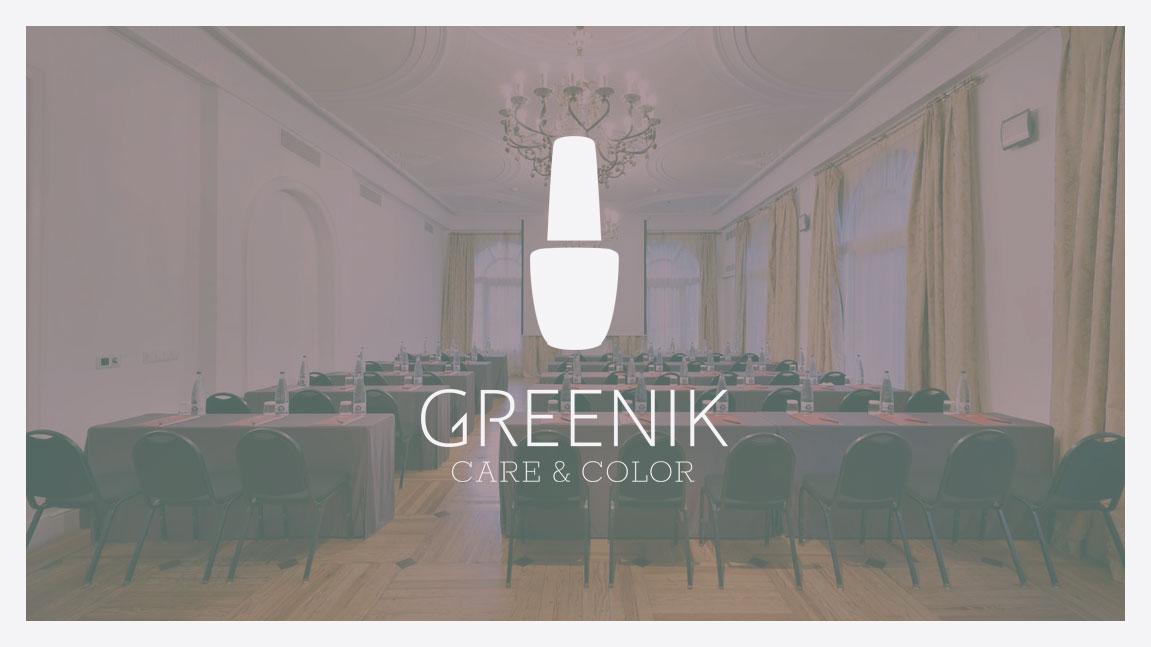 1ª Convención Nacional de Greenik Cosmetics en Madrid.